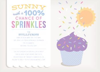 100% Chance of Sprinkles