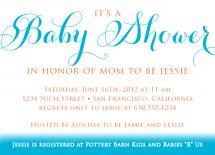 Simple Theme Baby Showe... by Stella Bella Invites