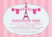 Baby French Affair by Marlene Leibowitz