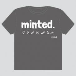 From Thought to Finish Minted T-Shirt Design