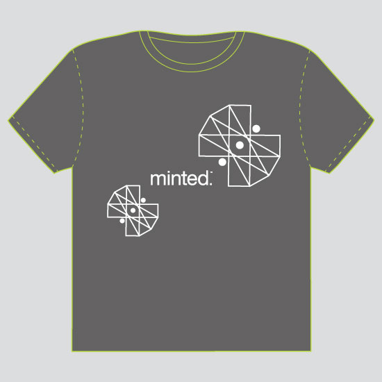 minted t-shirt design - Imagine Flying by MK