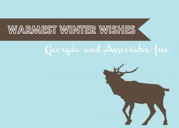 Warm Winter Business Holiday Cards