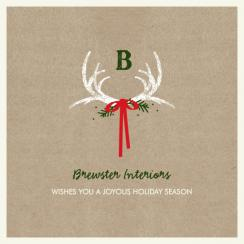 Where's Rudolph Business Holiday Cards
