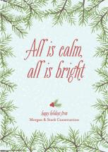 Calm & Bright by Sarah Brown