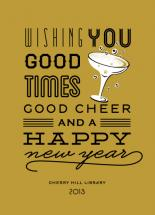 Good Cheer & Happy New... by Serenity Avenue