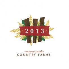 Country Business Holiday Cards