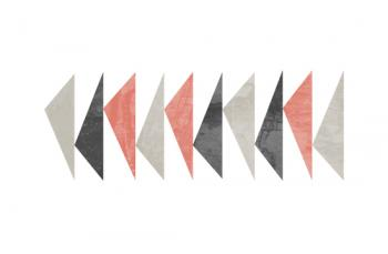 Modern Triangle Art Prints