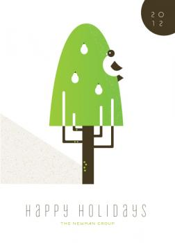 Day One Business Holiday Cards