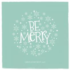 Merry Little Snowflake