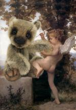 Baby Cupid by Jessica Termini