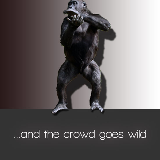 art prints - ...and the crowd goes wild. by Jessica Termini