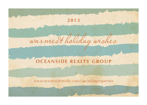 business holiday cards - Summertime by Christina Novak