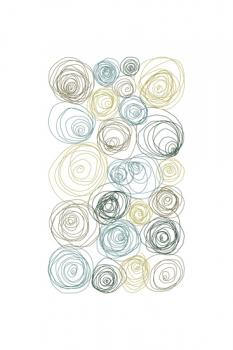 Curls and Swirls Art Prints
