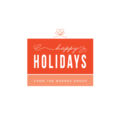 business holiday cards - boxed holiday by Up Up Creative
