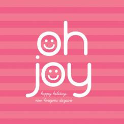 Smiling Joy Business Holiday Cards