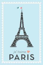 Je' taime Paris by Cathie Urushibata