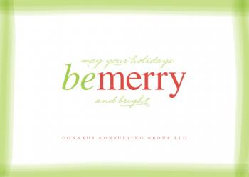 wispy wishes Business Holiday Cards