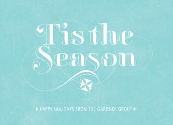 Wisp Business Holiday Cards