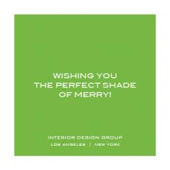 Perfect Shade of Merry