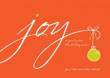 Joyful Tangerine by Elaine Dillard