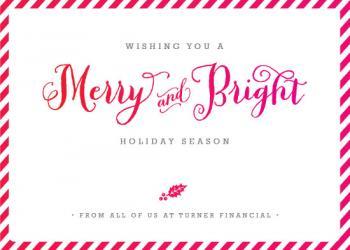 Merry Bright Stripes