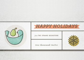 seasonal stamps Business Holiday Cards