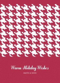 Houndstooth Holiday