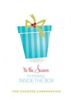 INSIDEtheBOX Business Holiday Cards