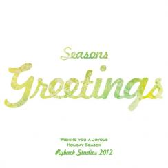 Green Greetings Business Holiday Cards