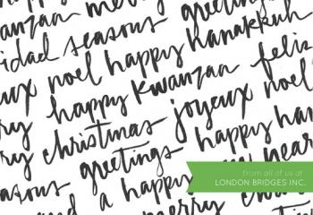 All of the Above Business Holiday Cards