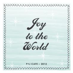 Painted Joy Business Holiday Cards