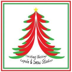 Christmas Blessings Tree
