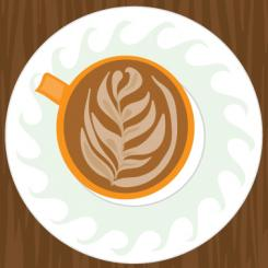 Sunday Morning Latte Art Prints
