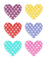 Knotted Hearts by Anna London