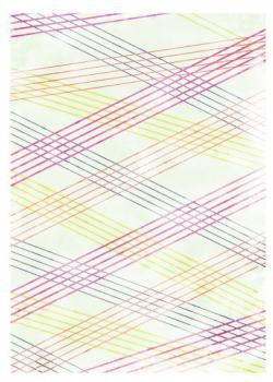 vibrant intersection Art Prints