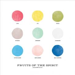 Color Swatch Spirit Art Prints