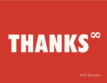 infinite thanks
