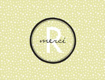 monogram merci