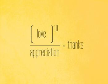 Scientific Thanks Thank You Cards
