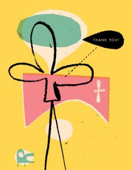 Abstract Gratitude