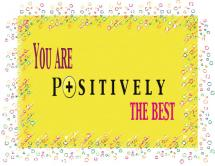 Positively the Best by Kori Woodring