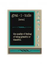Webster's Gratitude by Kori Woodring