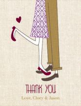 Thanks Love by By Birch