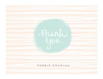 simphonie Thank You Cards