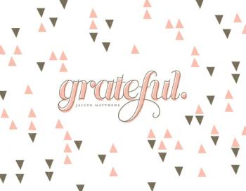 Grateful Thank You Cards