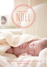 Our First Noel by Carrie ONeal