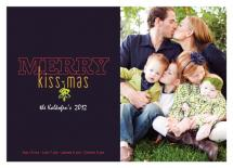 Merry Kiss-miss by The Papier Palette