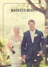 Married and Merry! by Sara Hicks Malone