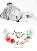 Noel Wreath by Four Wet Feet Design