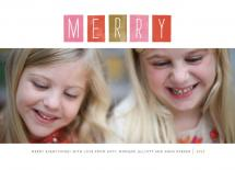Just Merry by Sara Hicks Malone